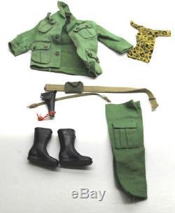 1967 Vintage GI Joe Talking Soldier Orig Box Cover 7590 1 Owner+Manual Hasbro