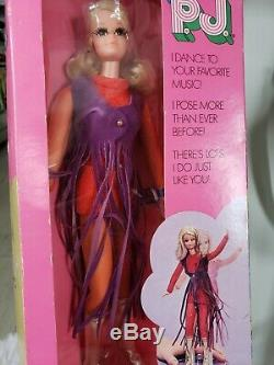 1970 Live Action PJ BARBIE Doll Mint in Box #1156 Vintage 1970's Mint in Box