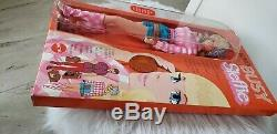 1971 Talking BUSY STEFFIE Barbie Doll Mint Box Vintage 1970's Very Rare New