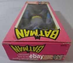 1973 Vintage MEGO 8 BATMAN with REMOVABLE COWL Window Box RARE Action Figure MIB