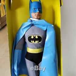 1976 Mego Batman Action Figure in Mint Box 12 #4016 Vintage 1970's Rare Mint