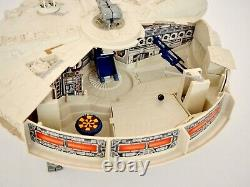 1978 Star Wars Millennium Falcon Vintage Kenner Vehicle, Playset Complete with Box