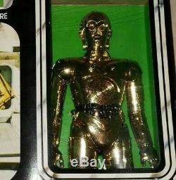1978 Vintage Kenner Star Wars C-3PO 12 Inch Mint Figure Sealed in Box MIB C3PO