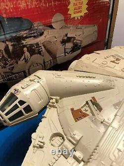 1979 Millennium Falcon STAR WARS 100% Complete Vintage Original w ESB BOX