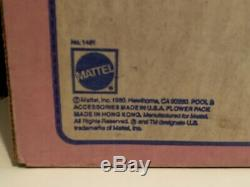 1980 Vintage BARBIE DREAM POOL Sealed Complete Mint In Box