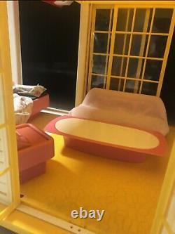 1982 Barbie Dream Cottage Furniture Accessories Immaculate No Box