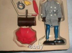 1983 Galoob Inspector Gadget Action Figure Complete 1st Box Vintage