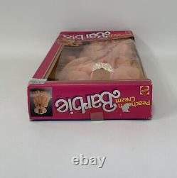 1984 Barbie Peaches'n Cream! NEW IN BOX NEVER OPENED! Mattel No. 7926