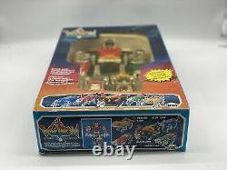 1984 Voltron Lion Panosh Place World Event 100% Complete Vintage box insert
