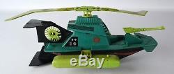 1986 GI JOE DREADNOK SWAMPFIRE Vintage Action Figure Vehicle Box Pawtucket