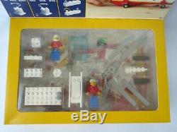 1989 Lego 6482 Rescue Helicopter Legoland Town System NEW Light & Sound Unopened