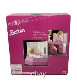 1990 Barbie Doll Washer and Dryer Pink Sparkles in Box Factory Sealed