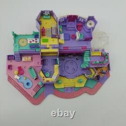 1994 Polly Pocket Magical Mansion Box Instructions Playmat Figures Car