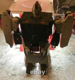 1995 Vintage Playmates Exo Squad Robotech Veritech Hover Tank with Box