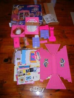 1996 Vintage Irwin Sailor Moon Dream House Furniture Set Complete With Box