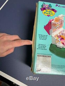 1997 Polly Pocket Magical Movin' Pollyville BRAND NEW IN BOX NEVER OPENED NIB