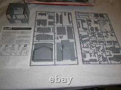 A vintage Revell Un built Plastic kit of a Kenworth Aerodyne, Box worn