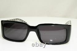 Authentic DIOR Womens Boxed Vintage Sunglasses Black Rectangle MILAN 5K3LF 29887