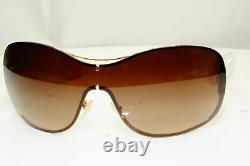 Authentic PRADA Womens Boxed Vintage Sunglasses White SPR 630 ZVA-6S1 31791