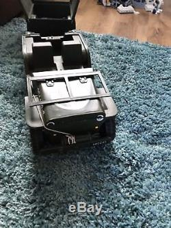 BOXED1970'SVintage Action Man Cherilea Willys military Jeep & supply Trailer