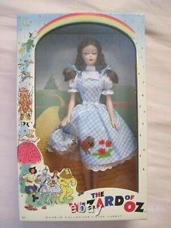 Barbie Dorothy Wizard of Oz Pink Label 2010. New In The Box