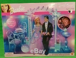 Barbie Magic Jewel Play Set New In Box