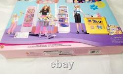 Barbie TOY STORE Playset 1999 New in Box Sealed Includes Toys