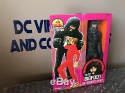 Bionic Bigfoot Sasquatch Six Million Dollar Man 1977 Kenner Rare Vintage Box MIB
