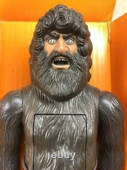 Bionic Bigfoot The Six Million Dollar Man 1977 Kenner Second Series Box! VINTAGE
