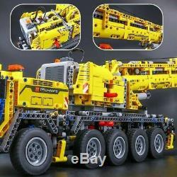 Brand New Technic Mobile Crane MK II 42009 Motor Power Set Free Shipping