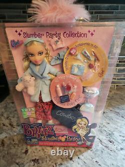 Bratz Cloe Slumber Party New In Box Never Opened