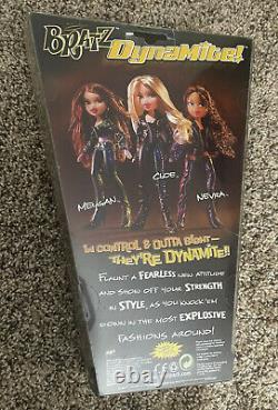 Bratz Dynamite! Cloe Doll New in Box Rare Never Opened