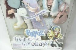 Bratz Wintertime Wonderland CLOE Figurine Doll Box Wear MGA Figure READ