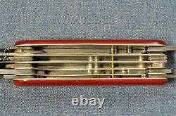 C. 1973 VTG Victorinox HOFFRITZ Earliest CHAMPION C Swiss Army Knife NEW IN BOX