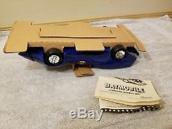 DC Super Powers BATMOBILE 100% Complete with Box Vintage Kenner 1984