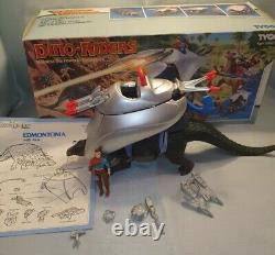 Edmontonia W Axis Boxed Dino Riders Vintage Action Figure 1989 Tyco Gig