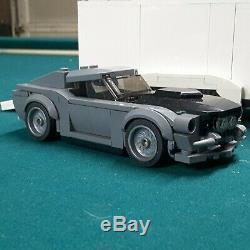 Erockzart custom Ford Lego Speed Champions 75875 F-150 Raptor fastback Mustang
