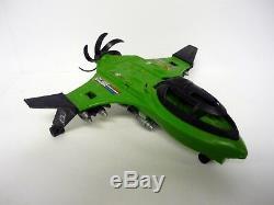 GI JOE MUDFIGHTER Vintage Action Figure Vehicle Jet COMPLETE withBOX 1989
