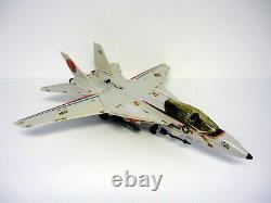 GI JOE SKYSTRIKER XP-14F Vintage Action Figure Vehicle Jet COMPLETE withBOX 1983