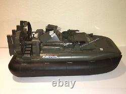GI JOE Vintage 1984 Killer Whale Hovercraft Hasbro Complete with Box and Stickers