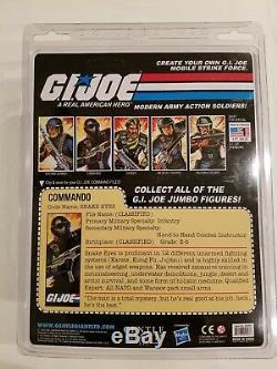 Gentle Giant GI Joe Snake Eyes 12 Inch Jumbo Vintage Inspired Figure New In Box