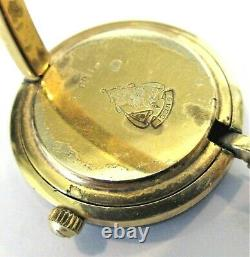 Gucci Vintage 1100-L Change Bezel Womens Bangle Bracelet Watch withOriginal Box
