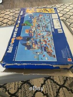 Hot Wheels Sto & Go Super City Playset 1995 Vintage with Box