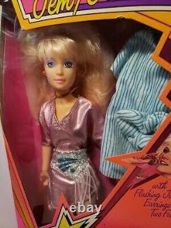 Jem Jerrica Doll 1985 Hasbro #4000 Nrfb Original Box