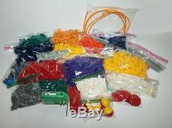 K'NEX Big Ball Factory COMPLETE SET (No Box) with Instructions & Battery Motor