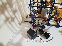 KNEX Big Ball Factory COMPLETE SET w Box, Instructions & DC Electric Motor K'NEX