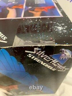 Kenner 1986 Vintage SilverHawks Stronghold Attack Bird MIB Sealed Boxed FREESHIP