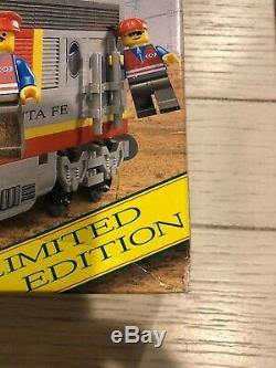 LEGO 10020 Train Santa Fe Super Chief 2002 Limited Edition Mint Sealed Box