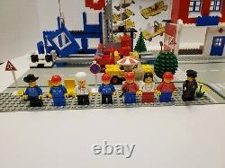 LEGO 10041, Main Street Set with Instructions (6390 Reissue) New Sticker Sheet