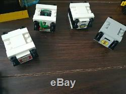 LEGO 4559 ELECTRIC 9VOLT CARGO TRAIN SET Completly Tested AND Working